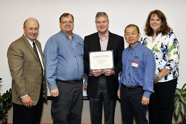 Clean Water Services Environmental Partner Award